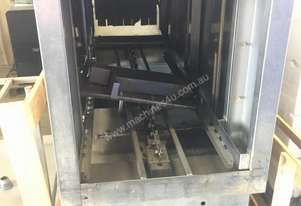 Good Stainless Steel Food Grade Tub/Crate Washer