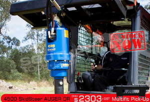 4500 MAX SSL suit Skid Steer Loaders up to 80HP ATTAGT