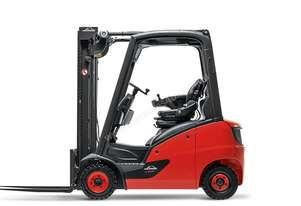 Linde Series 391 H18-H20 Engine Forklifts