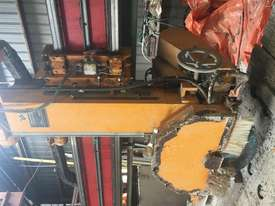 Used Loffler TB600 Granite Saw - picture1' - Click to enlarge