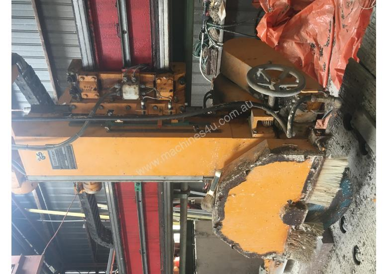Used Loffler TB600 Granite Saw