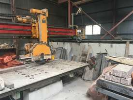 Used Loffler TB600 Granite Saw - picture4' - Click to enlarge