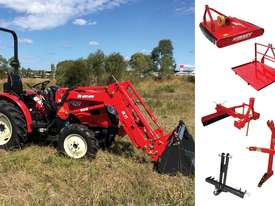 Branson F42R FWA/4WD Tractor - picture0' - Click to enlarge