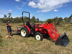 Branson F42R FWA/4WD Tractor - picture10' - Click to enlarge