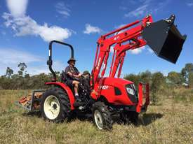 Branson F42R FWA/4WD Tractor - picture12' - Click to enlarge