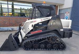 USED 2015 TEREX PT60 TRACK LOADER
