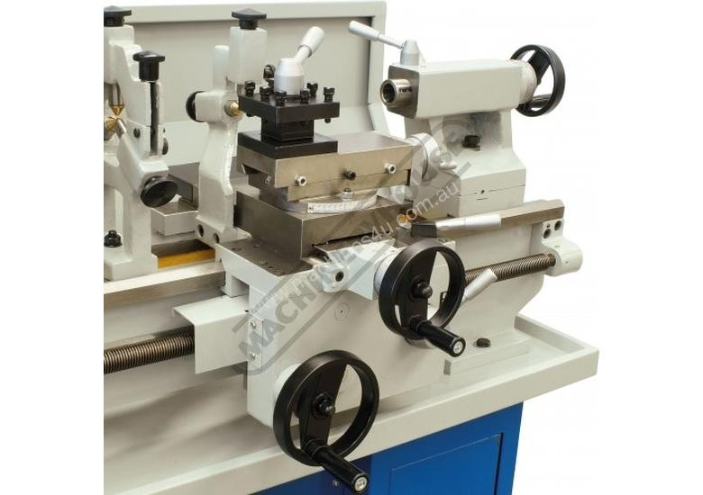 AL-320G Bench Lathe, Stand & Tooling Package Deal 320 x 600mm Turning Capacity - 38mm Spindle Bore
