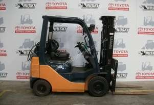 Toyota 1.8T Container Mast Forklift