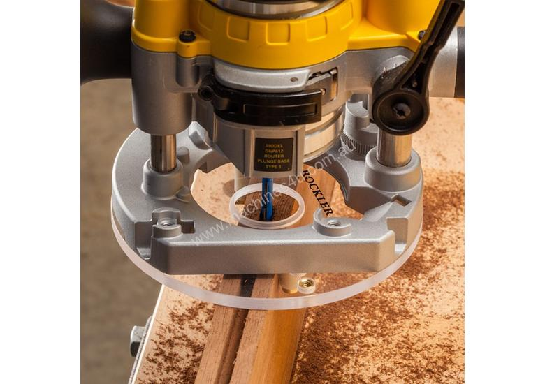 Rockler Compact Router Mortise Centring Base