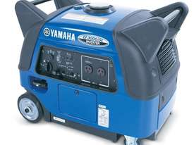 Yamaha 3000w Inverter Generator - picture0' - Click to enlarge