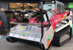 Forestry mulcher suit Takeuchi Track loaders up to 120 HP