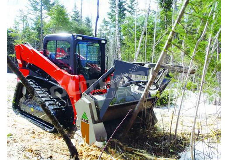 New 2018 fae Forestry mulcher suit Takeuchi Track loaders up