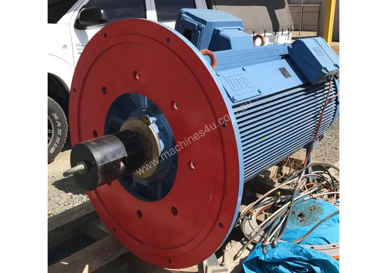 185 kw 250 hp 10 pole 415 v AC Electric Motor