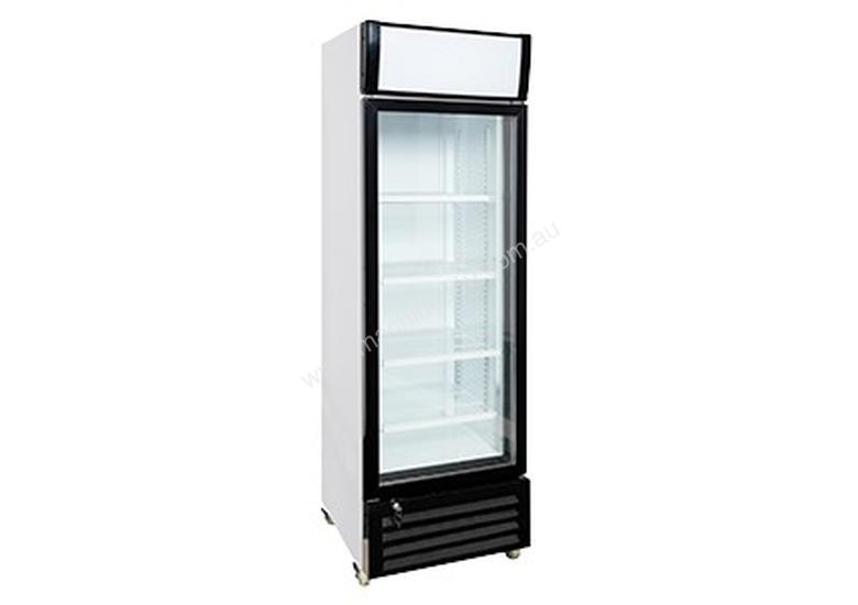 EXQUISITE - DC400P - DISPLAY CABINETS UPRIGHT DISPLAY CHILLERS