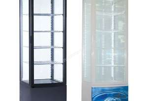 Exquisite CTD235 Display Fridge w/Light Panel - 235 LITRES