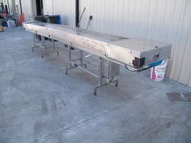 ss conveyor  5 mt long - picture0' - Click to enlarge