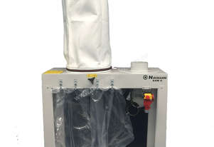 Portable dust extractor from NikMann Machinery - Europe