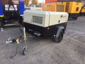 2011 Ingersoll Rand 7/71 260cfm Diesel Air Compressor, 6 MONTH WARRANTY - picture0' - Click to enlarge