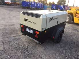 2011 Ingersoll Rand 7/71 260cfm Diesel Air Compressor, 6 MONTH WARRANTY - picture1' - Click to enlarge