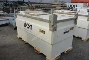 2008 2000 Litre Sled Mount Diesel Tank - In Auction