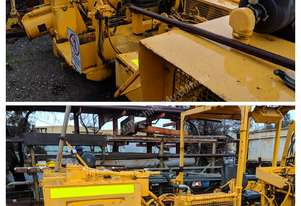 Rail Machinery/Equipment
