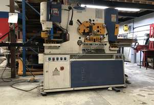 Just In - 70Ton Double Cylinder Punch & Shear