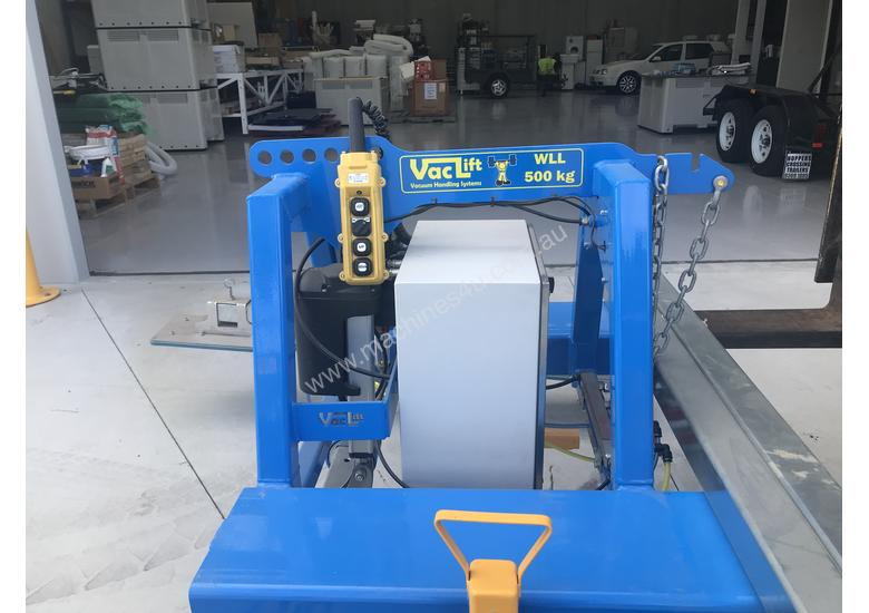 Vacuum Lifter With 90 Degree Power Tilt