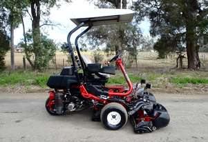 Toro Triflex 3400D Golf Greens mower Lawn Equipment