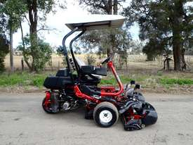 Toro Triflex 3400D Golf Greens mower Lawn Equipment - picture0' - Click to enlarge