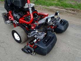 Toro Triflex 3400D Golf Greens mower Lawn Equipment - picture16' - Click to enlarge