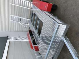 Steel Galvanized Plant Trailers - picture1' - Click to enlarge