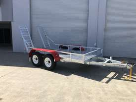 Steel Galvanized Plant Trailers - picture2' - Click to enlarge