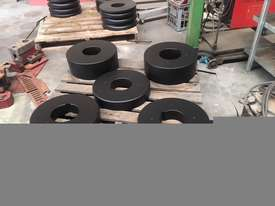 Used Roundo R6 Section Rolls - picture9' - Click to enlarge