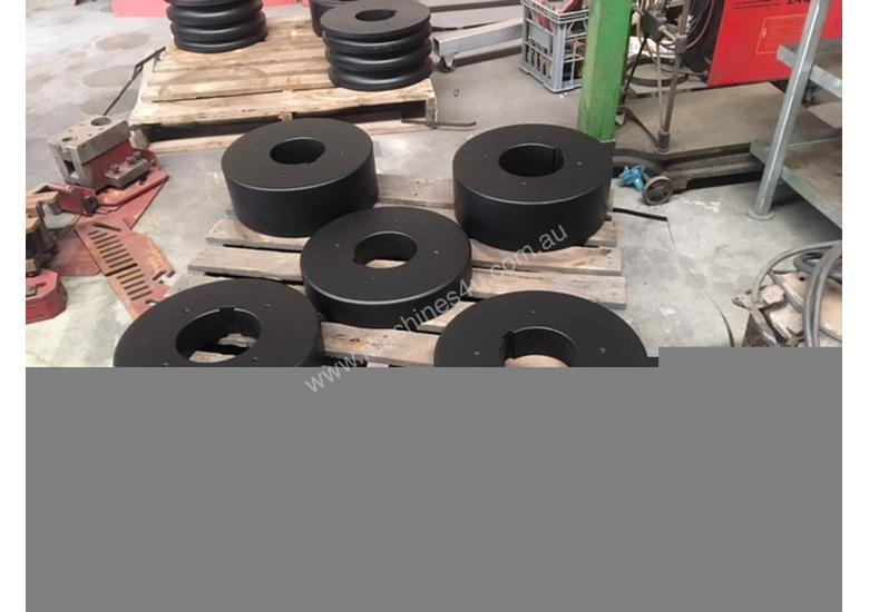 Used Roundo R6 Section Rolls