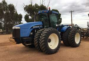 New Holland TJ275 FWA/4WD Tractor