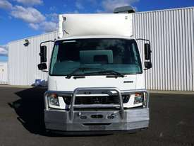 2014 Mitsubishi FM 1627 Automatic 10 Pallet Curtainsider - picture2' - Click to enlarge