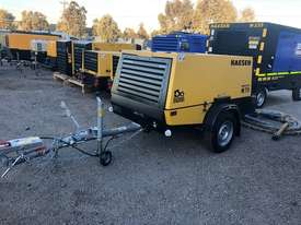 Brand New Kaeser M70, Towable Diesel Compressor, 250cfm - picture0' - Click to enlarge