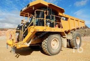 Caterpillar   775F Rock Truck