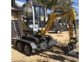 2018 Wacker Neuson ET16 CABIN QH (SPECIAL ORDER )  - picture1' - Click to enlarge