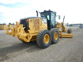 2013 Used CAT 140M Motor Grader - picture2' - Click to enlarge