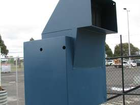 Industrial Heavy Duty Plastic Copper Wire Granulator with Blower 22kW - picture1' - Click to enlarge