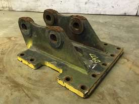 HEAD BRACKET TO SUIT 2-3T EXCAVATOR D977 - picture3' - Click to enlarge