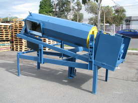 Industrial Long Tumbler Mixer Washer - 400L - picture0' - Click to enlarge