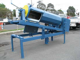 Industrial Long Tumbler Mixer Washer - 400L - picture1' - Click to enlarge