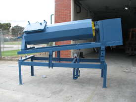 Industrial Long Tumbler Mixer Washer - 400L - picture2' - Click to enlarge