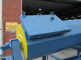 Industrial Long Tumbler Mixer Washer - 400L - picture6' - Click to enlarge