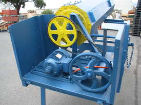 Industrial Long Tumbler Mixer Washer - 400L - picture8' - Click to enlarge