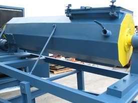 Industrial Long Tumbler Mixer Washer - 400L - picture13' - Click to enlarge
