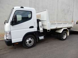 Fuso Canter 715 Wide Tipper Truck - picture0' - Click to enlarge