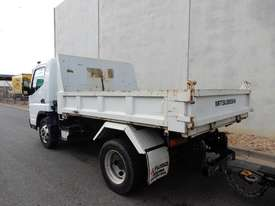 Fuso Canter 715 Wide Tipper Truck - picture4' - Click to enlarge